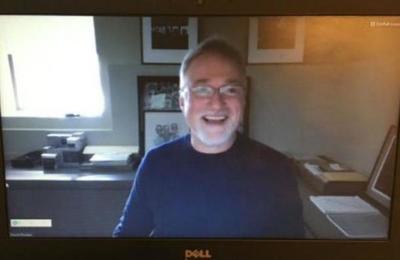 El cineasta David Fincher sorprendió a estudiantes en cuarentena con una masterclass online