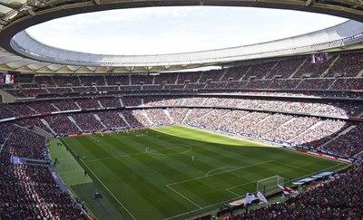 Atlético de Madrid solicita un ERTE debido al COVID-19
