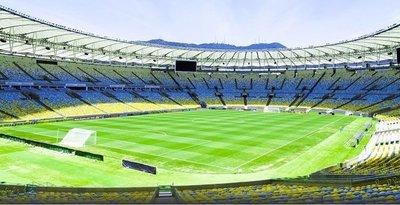 Covid-19: Los míticos estadios que ahora serán hospitales de campaña