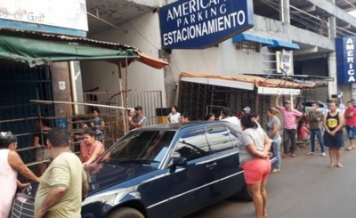 Peruano pasó por el Río Paraná para ingresar a nuestro país