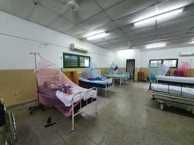 Salud sólo cuenta con 20 respiradores para casos de covid-19