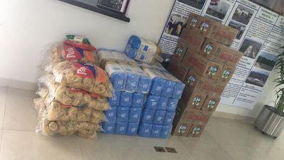 Habilitan banco de alimento para familias vulnerables en Villa Elisa