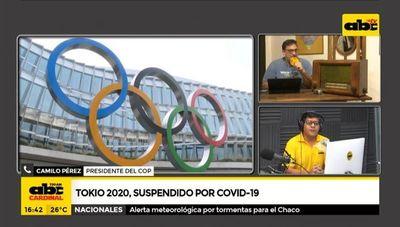 Tokio 2020, suspendido por covid-19