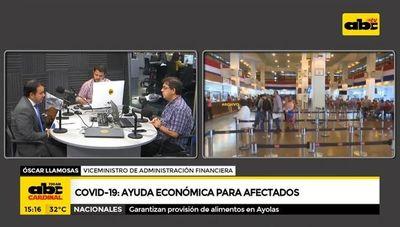 Covid-19: Ayuda económica para afectados