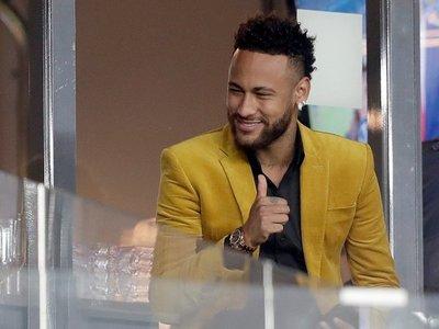 Neymar promueve campaña de donaciones en favelas contra el Covid-19