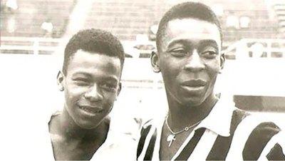 Falleció Zoca, el hermano menor del astro Pelé