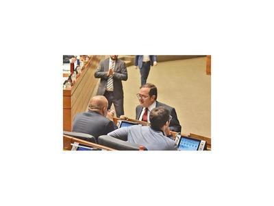 Diputados ven la luz y piden recorte de sueldos por crisis