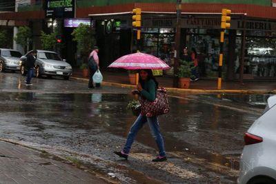 Anuncian fin de semana inestable con lluvias dispersas