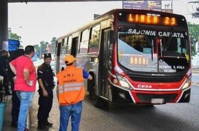 Federación de Trabajadores del Transporte exige al Gobierno paralización total de servicio