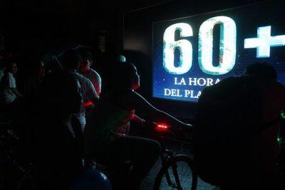 Cómo conectarse a La Hora del Planeta desde casa