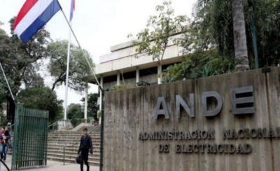 HOY / Vencimientos de facturas de ANDE no serán causales de cortes de luz