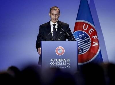 Covid-19: UEFA se pone un plazo para el inicio de las competencias