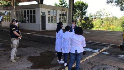 Suman 7 los casos de COVID-19 en Foz de Yguazú