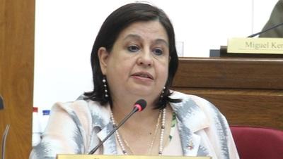 Senadora respalda continuidad de aislamiento total