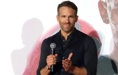 """Ryan  Reynolds podría actuar en """"Dragon's Lair"""""""
