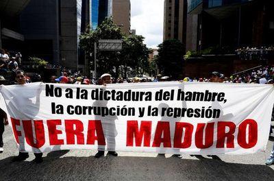 Precio a la cabeza de Maduro,  un intento por quebrar al chavismo