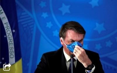 """La Justicia brasileña ordenó al gobierno de Bolsonaro """"abtenerse de promover campañas"""" contra la cuarentena por coronavirus"""