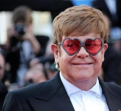 Elton John encabezará concierto benéfico en medio de pandemia de coronavirus