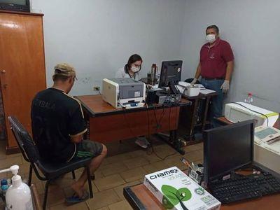 Caazapá: Imputan a dos hombres por violar cuarentena sanitaria