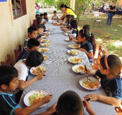 Covid-19: MEC prepara kits de alimentos para niños