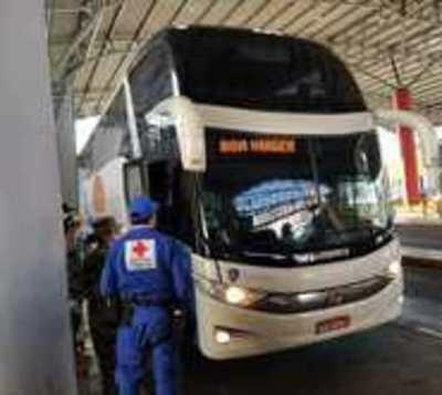 Más de 50 repatriados ingresan por el Puente de la Amistad