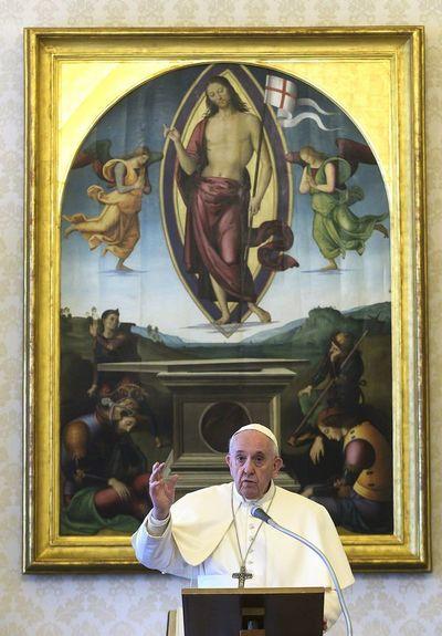 Papa Francisco apoya llamamiento de la ONU para una tregua mundial