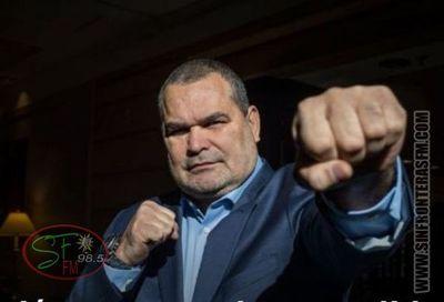 Chilavert dejó un contundente pedido al presidente Abdo Benítez