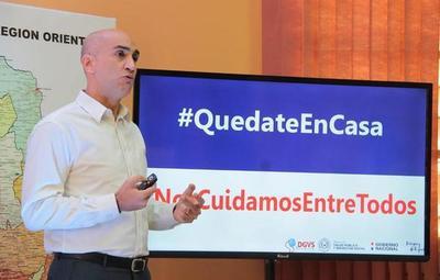 Confirmaron 5 nuevos casos de Covid-19 y ya suman 64 en Paraguay