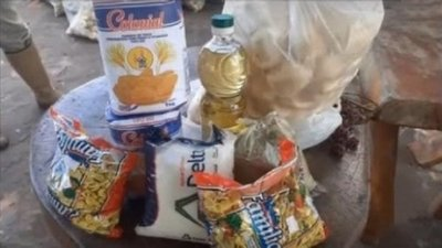 Radiólogo Agricultor donó más de 150 kits de alimentos