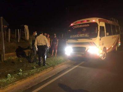 Detienen a 15 personas en Horqueta por violar la cuarentena