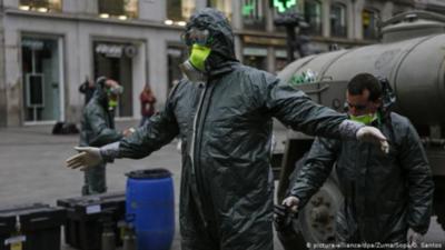 España supera a China en cantidad de contagios por coronavirus