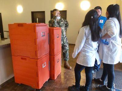 Un total de 324 paraguayos fueron repatriados este fin de semana