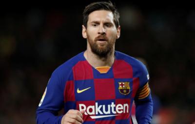 Messi anuncia que el F.C. Barcelona reducirá el sueldo de sus jugadores en un 70%
