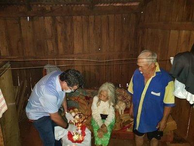 Entregan 21 toneladas de alimentos en Santa Fe del Paraná