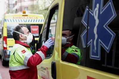 España registra 812 nuevas muertes por coronavirus en 24 horas y supera las 7.300