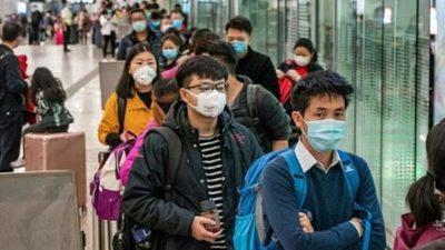 El coronavirus no se transmite a través del aire