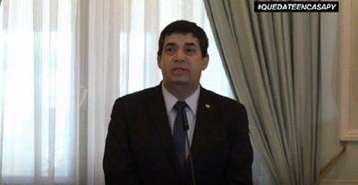 Ejecutivo planteará reestructurar el Estado