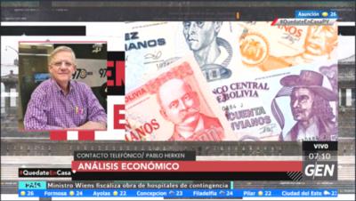 HOY / Pablo Herken, analista económico, sobre el impacto del Covid-19