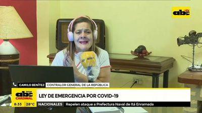 Ley de emergencia por COVID19