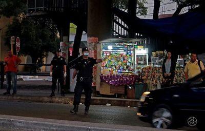Reportan 115 detenidos por violar cuarentena en 24 horas