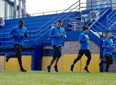 Boca comenzó a negociar la compra de Junior Alonso