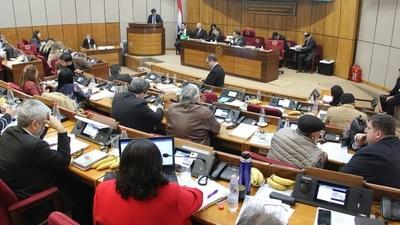 Senado tratará extensión de mandato de intendentes, eliminación del Parlasur y Recorte de Royalties