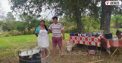 Más de 55 familias acceden al plato de comida mediante la «olla popular» en el B° Sarita