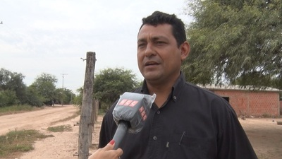 Aparte de alimentos en San Miguel de Loma Plata también precisan de servicio de agua