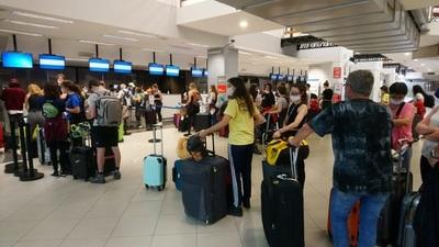 Alemania repatria a europeos que estaban en Paraguay