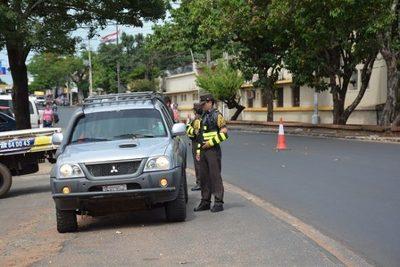 Caminera pospone control de licencias y habilitaciones