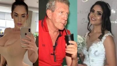 """HOY / Gaby del Campo trata de 'colega' a Nancy Quintana y revela intimidad con Schupp: """"Para eso te pago"""""""
