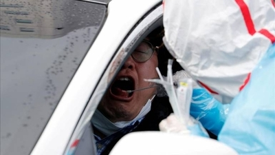 HOY / Costanera tendrá un puesto fijo para realizar test de COVID-19 para conductores, sin bajar de auto