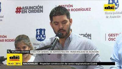 Cuarentena sanitaria: No se atenderá en la Municipalidad de Asunción