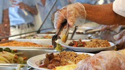 Gobernación de San Pedro dio US$ 1,4 millones por almuerzo escolar